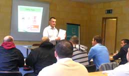 Saftey Training North East Ireland